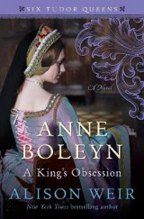 Omslag - Anne Boleyn, a King's Obsession