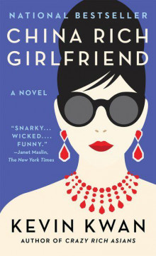 China Rich Girlfriend av Kevin Kwan (Heftet)