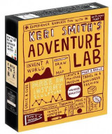 Omslag - Keri Smith's Adventure Lab