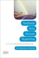 Omslag - Textbook Amy Krouse Rosenthal
