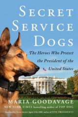 Omslag - Secret Service Dogs