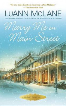 Marry Me on Main Street av LuAnn McLane (Heftet)