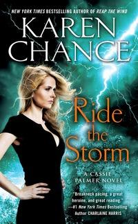 Ride The Storm av Karen Chance (Heftet)