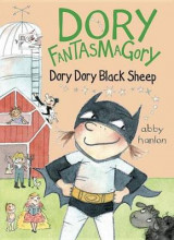 Omslag - Dory Fantasmagory: Dory Dory Black Sheep