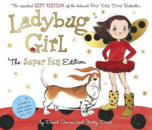 Ladybug Girl the Super Fun Edition av David Soman og Jacky Davis (Innbundet)
