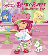 Omslag - Berry Sweet Recipe Activity Book