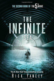 The infinite sea av Rick Yancey (Heftet)