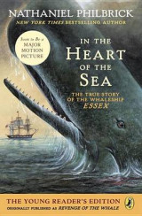 Omslag - In the Heart of the Sea (Young Readers Edition)