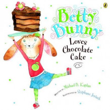 Betty Bunny Loves Chocolate Cake av Michael Kaplan (Heftet)