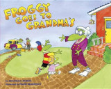 Omslag - Froggy Goes to Grandma's