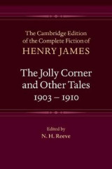 Omslag - The Jolly Corner and Other Tales, 1903-1910