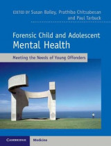 Omslag - Forensic Child and Adolescent Mental Health