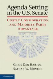 Agenda Setting in the U.S. Senate av Chris Den Hartog og Nathan W. Monroe (Innbundet)
