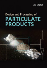 Omslag - Design and Processing of Particulate Products