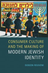 Omslag - Consumer Culture and the Making of Modern Jewish Identity