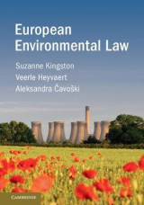 Omslag - European Environmental Law