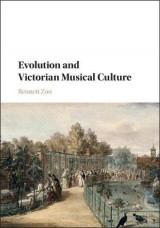 Omslag - Evolution and Victorian Musical Culture