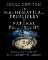 Omslag - The Mathematical Principles of Natural Philosophy