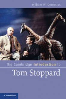 The Cambridge Introduction to Tom Stoppard av William W. Demastes (Innbundet)