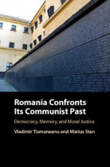 Omslag - Romania Confronts its Communist Past