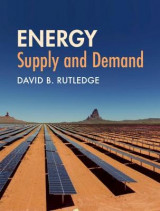 Omslag - Energy: Supply and Demand