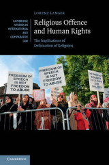 Omslag - Religious Offence and Human Rights