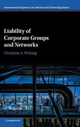 Omslag - Liability of Corporate Groups and Networks