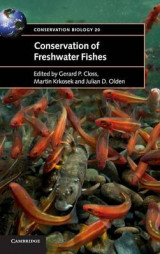 Omslag - Conservation of Freshwater Fishes