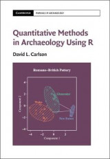 Omslag - Quantitative Methods in Archaeology Using R