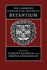 Omslag - The Cambridge Intellectual History of Byzantium