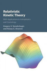 Omslag - Relativistic Kinetic Theory