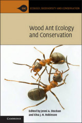 Omslag - Wood Ant Ecology and Conservation