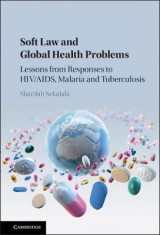 Omslag - Soft Law and Global Health Problems