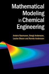 Mathematical Modeling in Chemical Engineering av Bengt Andersson, Ronnie Andersson, Louise Olsson og Anders Rasmuson (Innbundet)