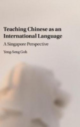 Omslag - Teaching Chinese as an International Language