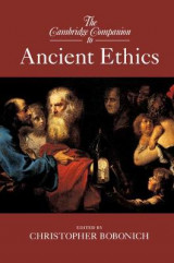 Omslag - The Cambridge Companion to Ancient Ethics