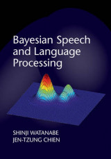 Omslag - Bayesian Speech and Language Processing