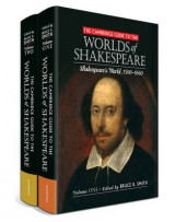 Omslag - The Cambridge Guide to the Worlds of Shakespeare t