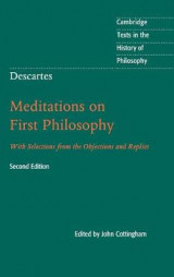 Omslag - Descartes: Meditations on First Philosophy