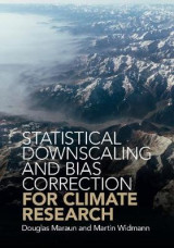 Omslag - Statistical Downscaling and Bias Correction for Climate Research