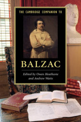 Omslag - The Cambridge Companion to Balzac