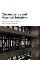Omslag - Climate Justice and Historical Emissions