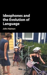 Omslag - Ideophones and the Evolution of Language