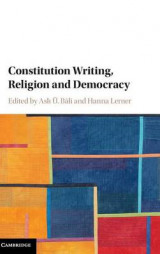 Omslag - Constitution Writing, Religion and Democracy