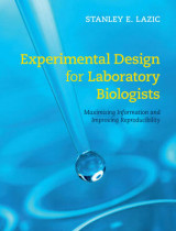 Omslag - Experimental Design for Laboratory Biologists