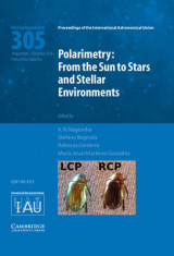 Omslag - Polarimetry (IAU S305)