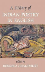 Omslag - A History of Indian Poetry in English