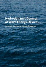 Omslag - Hydrodynamic Control of Wave Energy Devices