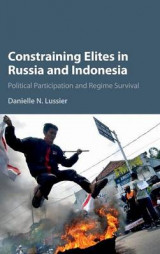 Omslag - Constraining Elites in Russia and Indonesia
