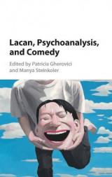 Omslag - Lacan, Psychoanalysis and Comedy